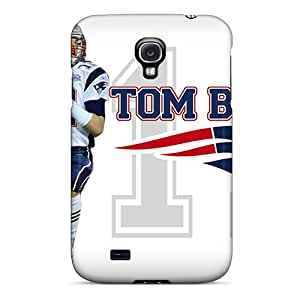 High Quality New England Patriots Case For Galaxy S4 / Perfect Case