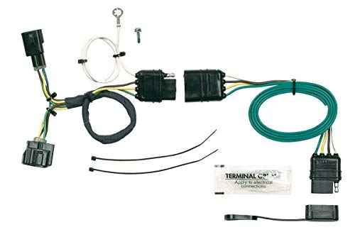 Hopkins 42625 Plug-In Simple Vehicle Wiring Kit
