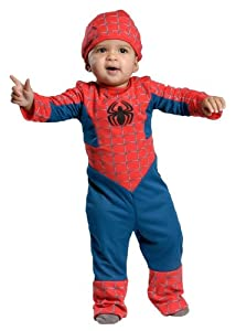 Spiderman 3 Baby Costume 2/3 Years: Amazon.co.uk: Toys & Games
