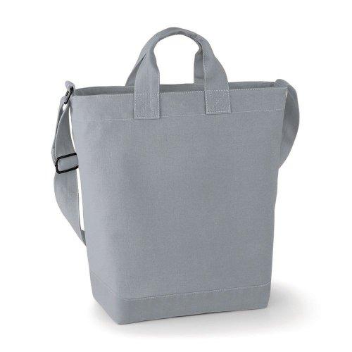 BG673NATU BagBase Unisex Bag Natural Natural Day Canvas Medium anOq1w
