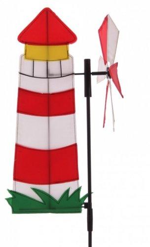 Maritime Farben maritime windmühle leuchtturm in versch farben farbe rot amazon