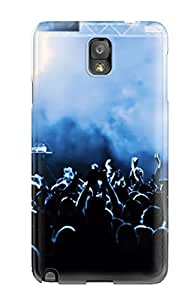 Kenndesma OfFUFqF928gkfko Case For Galaxy Note 3 With Nice Concert Appearance