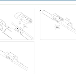 amazon bosch evolution 4820 wiper blade 20 pack of 1 1998 Chevy S10 Wiring Diagram see more