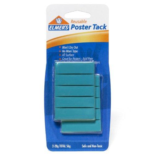 Elmers E1531 Reusable Poster Tack Photo #2