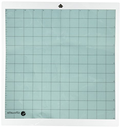 Bulk Buy: Silhouette (2-Pack) Cameo Cutting Mat 12'X12' by Silhouette America
