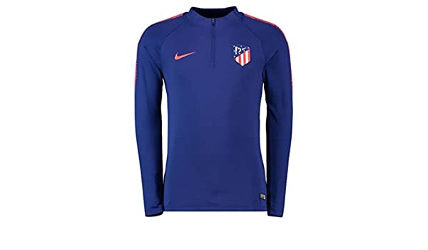 ... Deportes y aire libre. Nike 2018-2019 Atletico Madrid Drill Training  Top (Royal Blue)  Amazon. c48a04e0f4c6d