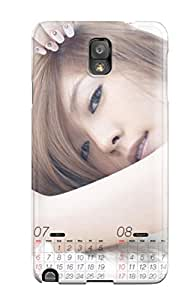 For Galaxy Note 3 Protector Case Boa Kwon Phone Cover