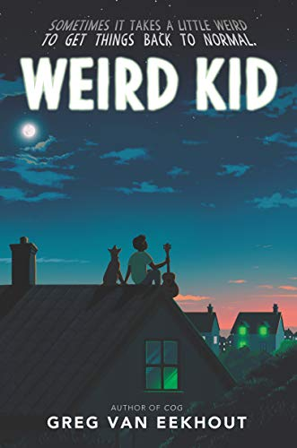 Book Cover: Weird Kid