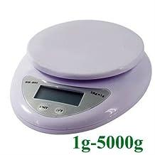 Heng Heng - 5kg 5000g 1g Digital Kitchen Food Diet Postal Scale