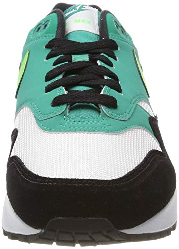107 green Strike white De Zapatillas Gimnasia Air Nike Hombre Blanco Max Para 1 Grey neptune zqHw6v