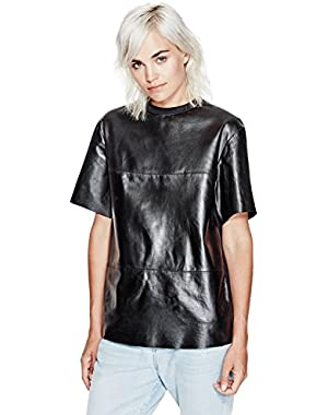 GUESS Leather Tee