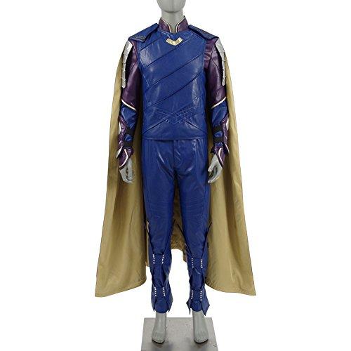 2017 Movie TThhoorr 3 Full Set Outfits Uniform Cosplay Costume Halloween Suit (Man XXXL, Full Set (Halloween Ii 2017 Full Movie)