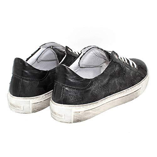 Sneakers Da Ginnastica Bianco Scarpa Donna Di In Pelle Limpid Vitello A6PqwEq