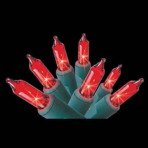 (Home Accents Holiday 100-Light STS Light Set in Red (6-Pack))