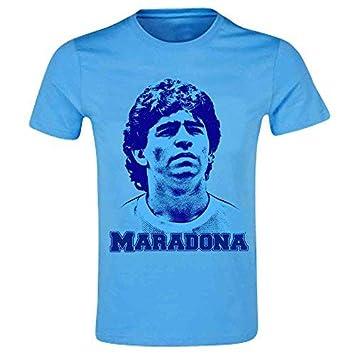 Maradona Diego (Napoli & Argentina) - Camiseta de fútbol