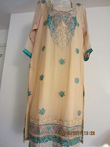 war Kameez Anarkali Suit Designer Party Wear Shalwar Dress ()
