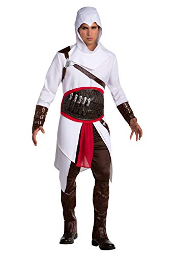 Assassin's Creed Altair Men's Costume (White) - Large ()