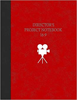 Director's Project Notebook 16:9: 200 Pages por Ij Publishing Llc epub