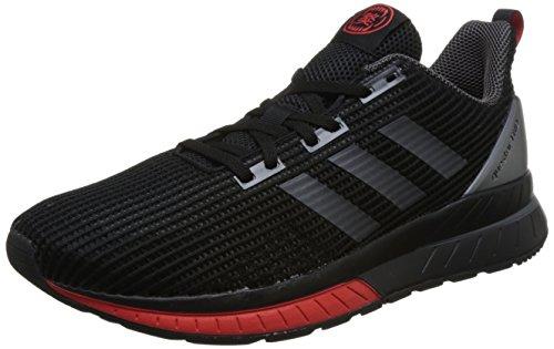 adidas Questar Tnd, Scarpe da Fitness Uomo Nero (Negbás / Negbás / Rojbas 000)