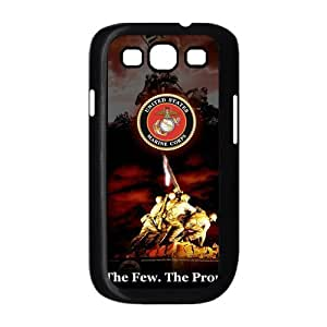 US Marine Corps Samsung Galaxy S3 I9300/I9308/I939 Durable and lightweight Cover Case by runtopwell
