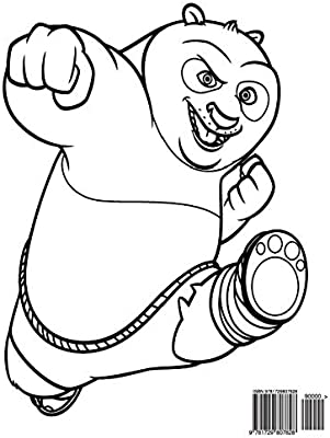 Kung Fu Panda Coloring Pages - Get Coloring Pages | 400x306