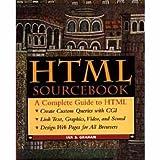 The HTML Sourcebook (Sourcebooks)