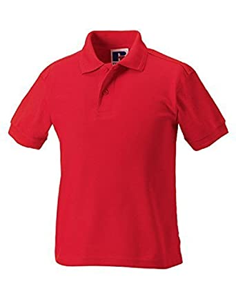 3 Pack Kids Childrens Girls Boys Polycotton Polo Shirts Casual School Uniform