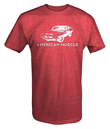 American Muscle Pontiac Gto Muscle Classic Cart Shirt   3Xl