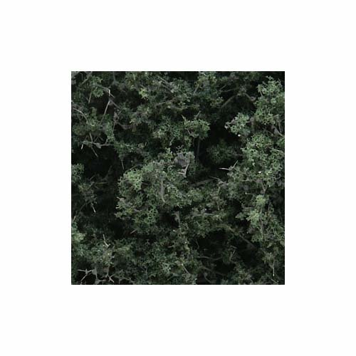 Dark Green Fine-Leaf Foliage Woodland Scenics