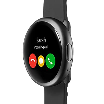 MyKronoz ZeRound2 Smartwatch Circular Color Touchscreen