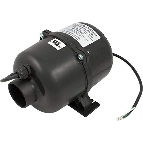 Air Supply Of The Future 3913220F 1.5 HP Ultra 9000 Spa Air Blower, 240 Volt, 4 Amplifier