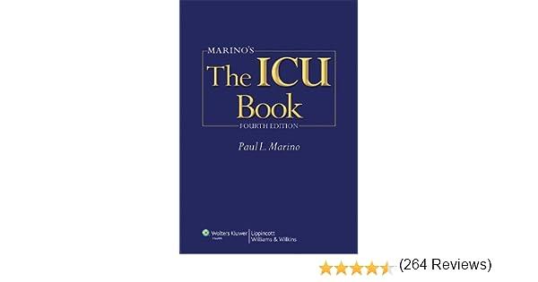 Amazon marinos the icu book icu book marino ebook paul l amazon marinos the icu book icu book marino ebook paul l marino kindle store fandeluxe Images