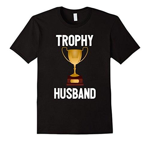 Mens Men's Trophy Husband Shirt Medium (Trophy Wife Costume Ideas)