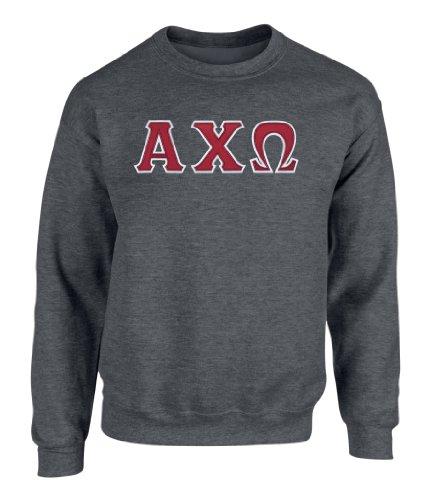 alpha chi omega letter shirts - 3