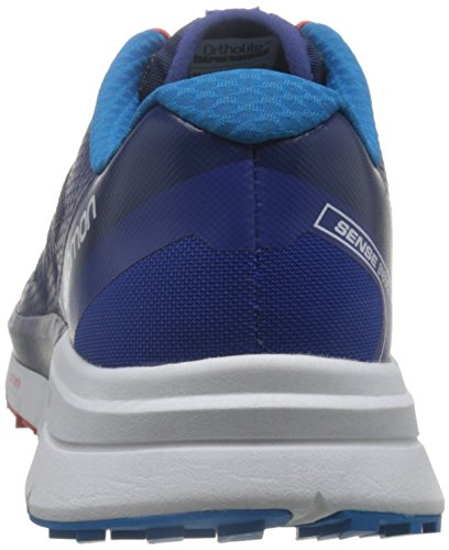 Depths Homme Chaussures Blue Max Salomon Bleu de Fiery Pro EU Bleu Trail White Sense 3 59 49 Red wqYqUHO
