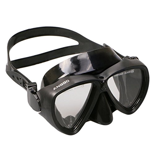 ANGGO Adult Anti-fog Dive Mask for Swimming Diving