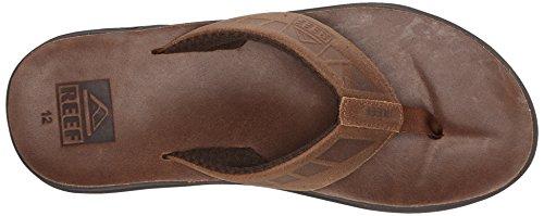 97334d42751 Amazon.com  Reef Men s Phantom Ultimate Bronze Brown Sandal 6 D (M)  Shoes