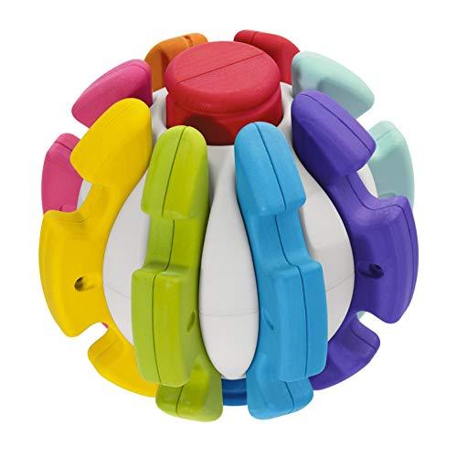 Chicco Juguete Pelota Transformable 2 en 1, color Amarillo