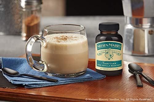 Nielsen-Massey Tahitian Pure Vanilla Bean Paste, with gift box, 4 ounces - Limited Release by Nielsen-Massey (Image #3)