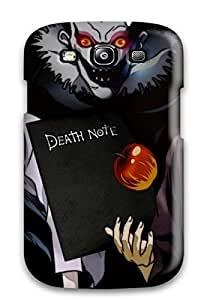 David R. Boulay's Shop Anti-scratch And Shatterproof Death Note Phone Case For Galaxy S3/ High Quality Tpu Case 4860249K11193584