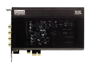 Creative Sound Blaster X-Fi Titanium HD Internal Sound Card with THX SB1270
