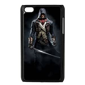Daverny Abendrath Assassin'S Creed Unity iPod Touch 4 Case Black Gift pjz003_3423756