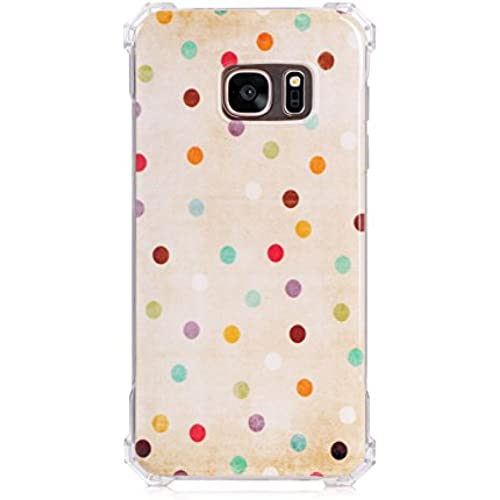 Galaxy S7 Case, Samsung Galaxy S7 Case, S7 Case, FYY [Colorful Series][Slim Fit] Clear Case with Design for Galaxy S7 Pattern-36 Sales