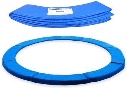 Hochwertige Trampolin Randabdeckung Federabdeckung Trampolin 426 blau Umrandung