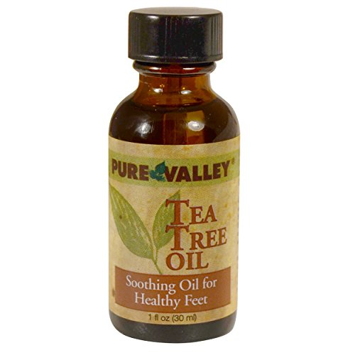 Tea Tree Oil - 100% Pure Therapeutic Grade Melaleuca Oil Pre-blended - Best for Feet, Toes, Nails, Skin Tags Removal, Nail Fungus Treatment, Aromatherapy, Scented Massage Oil, Acne, Hair Conditioner, Facial Toner, Moisturizer - Antiseptic. No Blendin