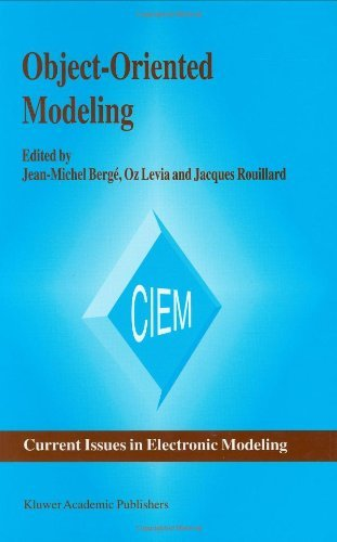 Download Object-Oriented Modeling (Current Issues in Electronic Modeling) Pdf