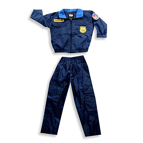 Voltage by Levon - Little Boys 2 Piece Windsuit, Navy - Boys Windsuit