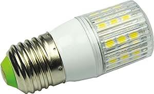 scharnberger + Has. Tubo de LED Bombilla 31x 77mm 34563E272700K 330° Lámpara LED/Multi de LED 4034451345638