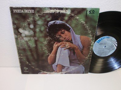 FREDA PAYNE Band Of Gold LP Invictus Records ST-7301 ORIG Vinyl Album Stereo - Band Records