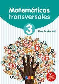 Descargar Libro Matematicas Transversales 3 Rosario Gonzalez Vigil